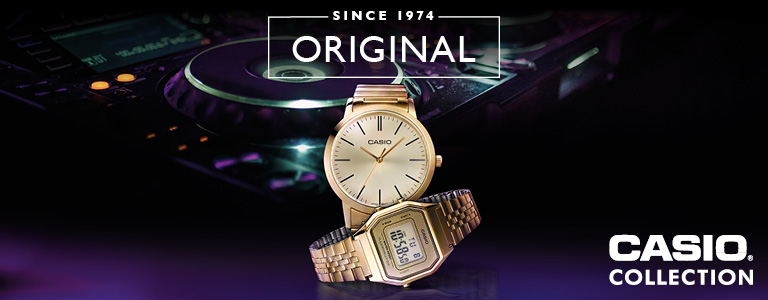 Orologi Casio Collection