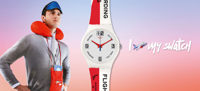 Orologi Swatch A Travelers Dream