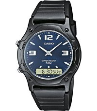 AW-49HE-2AVEG Dual Time 38mm
