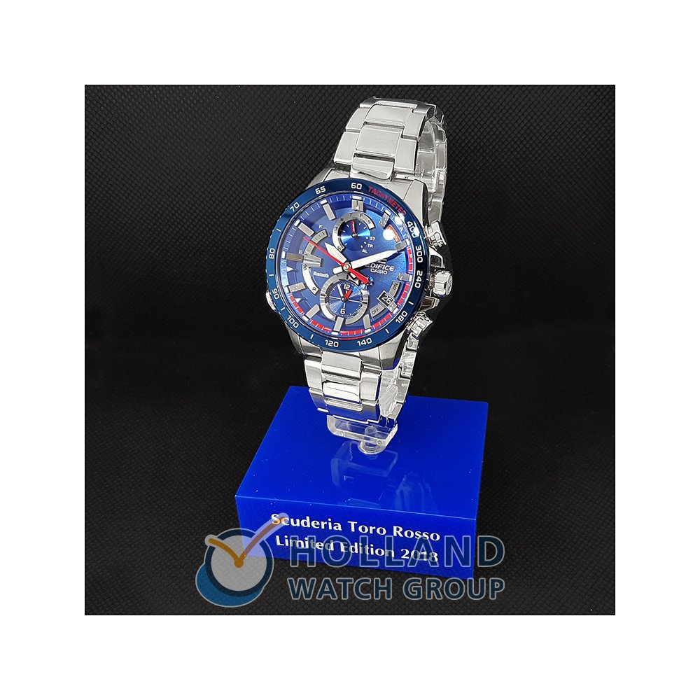 8bae3b9d2f2a Orologio Casio Edifice EQB-900TR-2AER Bluetooth Connected - Toro ...