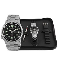NY0040-09EEM Promaster Sea Gift Set 42mm