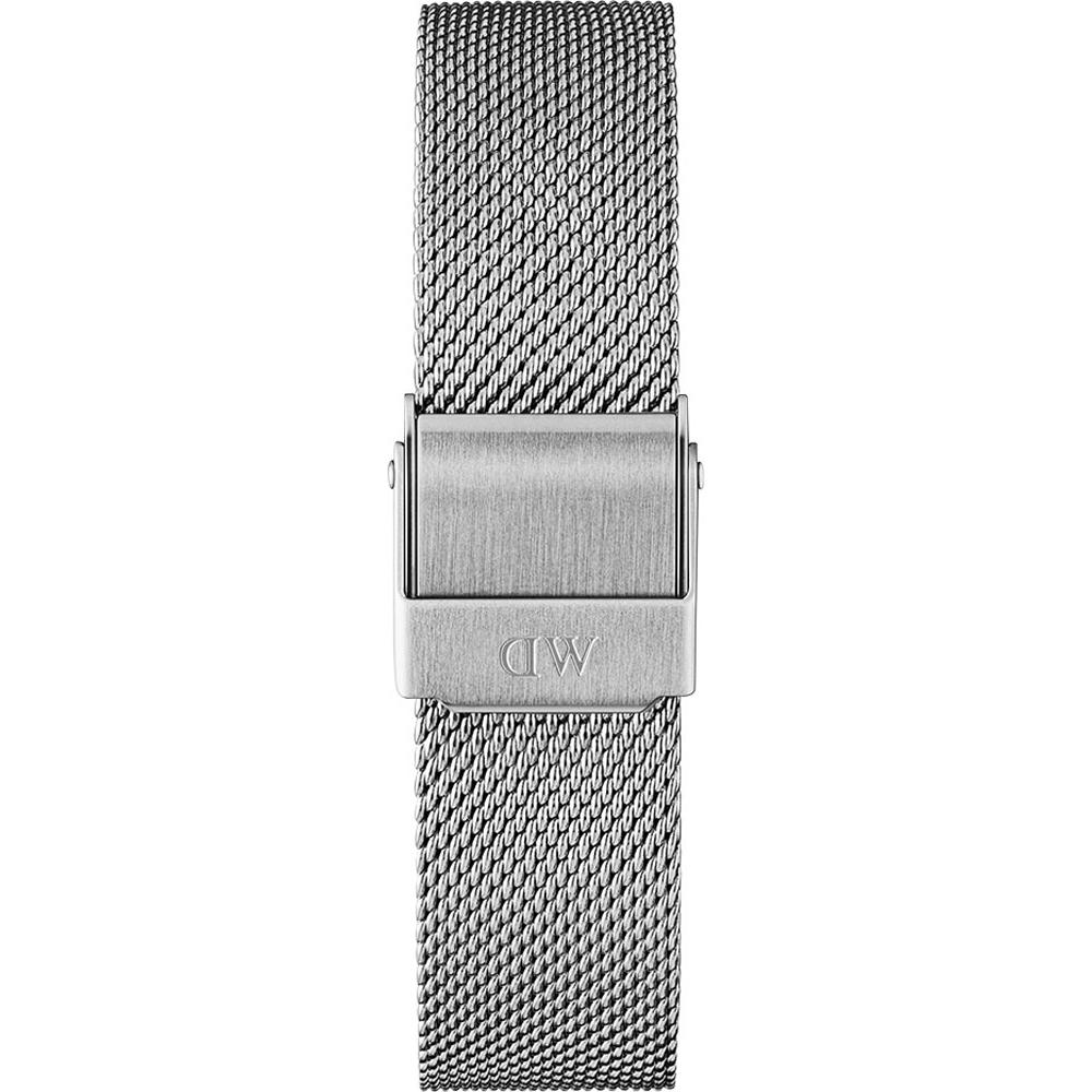 Cinturino Daniel Wellington DW00200140 Classic Petite Sterling • Rivenditore ufficiale • Orologio.it