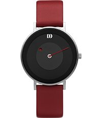 IQ24Q1260 Måne Red Large 39mm