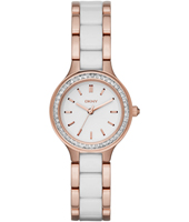 NY2496 Chambers Small Ceramic Ladies Quartz Watch