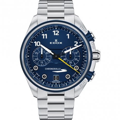 Edox Chronorally-S orologio