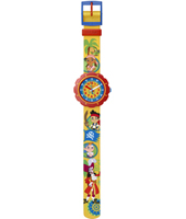 FLSP006 Disney's Jake And The Neverland Pirates Orologio Disney da bambino tea Jake e i pirati di neverland