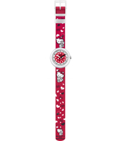 FLNP014 Hello Kitty 40th Anniversary Orologio svizzero da ragazza