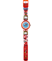 FLNP017 Hello Kitty Supergirl Orologio svizzero da ragazza
