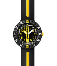 FCSP033 Yellow Ahead 34mm