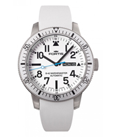 647.11.42 Diver White 42mm Swiss Made Automatic Diving Watch