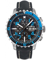 671.15.45 Marinemaster Blue 42mm Swiss Made Automatic Diving Chronograph