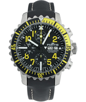 671.24.14 Marinemaster Yellow 42mm Swiss Made Automatic Diving Chronograph