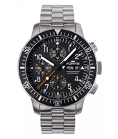 638.10.11 Official Cosmonaut 42mm Swiss Made Automatic Chronograph with DayDate