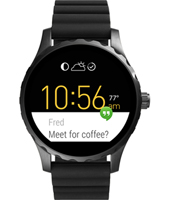 FTW2107 Q Marshal 45mm Smartwatch con touchscreen e cinturino in silicone