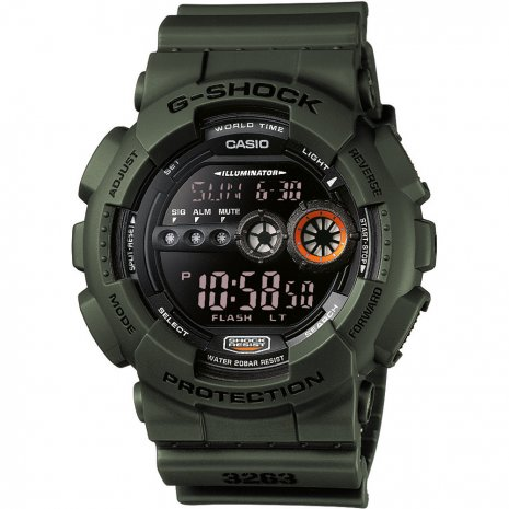 G-Shock Military Stealth orologio