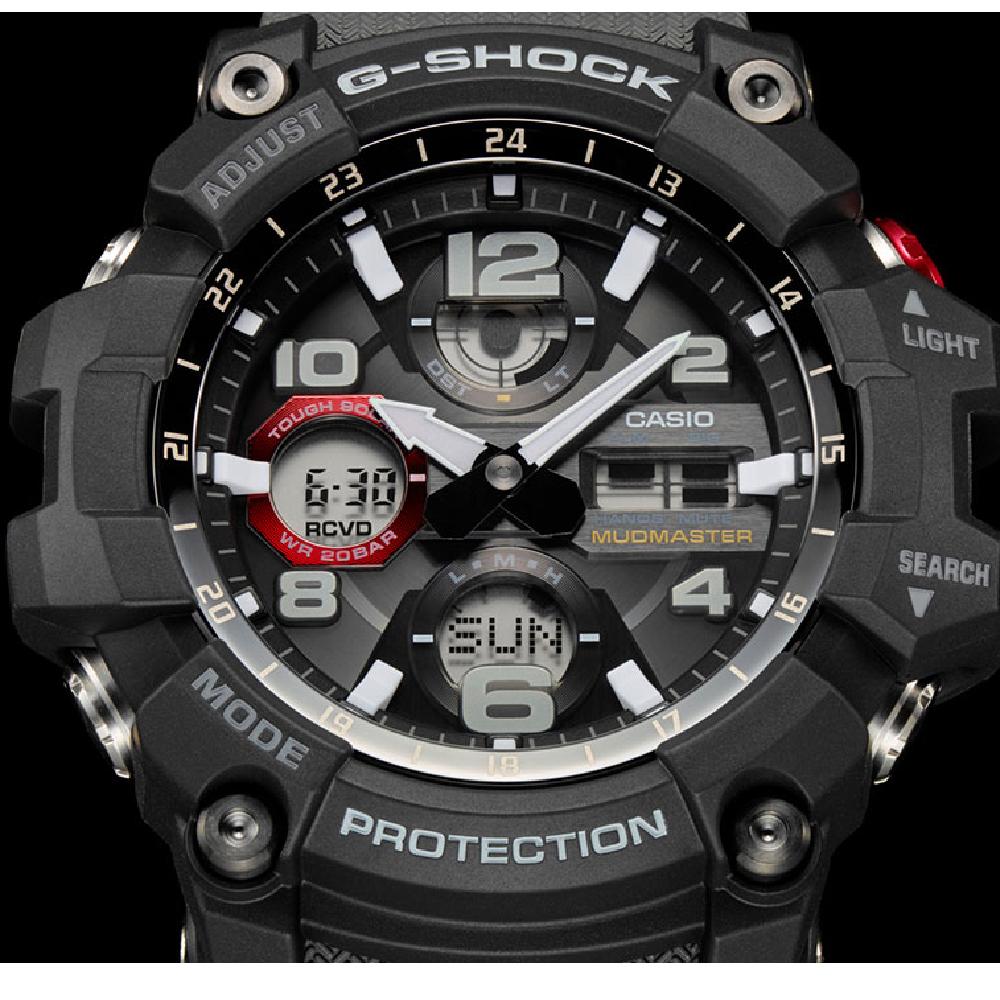 278ab08e226 Orologio G-Shock Master of G GWG-100-1A8ER Mudmaster • EAN ...