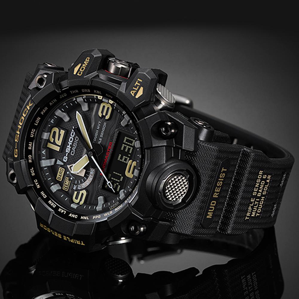 33311340eb4 Orologio G-Shock Master of G GWG-1000-1AER Mudmaster • EAN ...