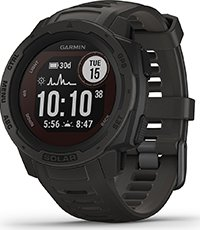 010-02293-00 Instinct Solar Graphite 45mm