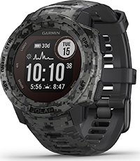 010-02293-05 Instinct Solar Graphite Camo 45mm