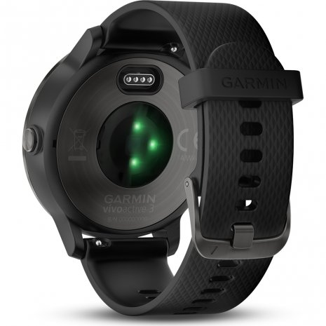 GPS Smartwatch with heartrate monitor Collezione Primavera / Estate Garmin