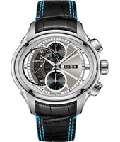 H32866781 Jazzmaster Face 2 Face II Hamilton 53mm Automatic Chronograph with reversible case