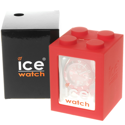 Ice-Watch orologio rosso