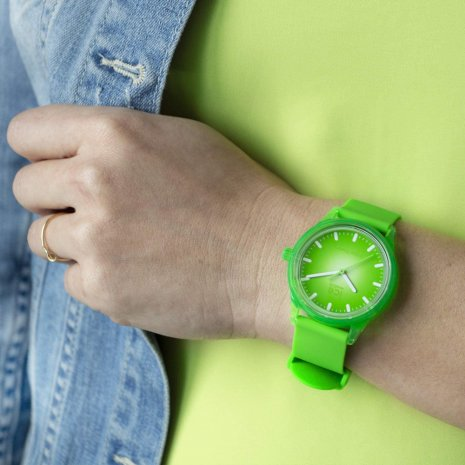 Green solar powered quartz watch Collezione Primavera / Estate Ice-Watch