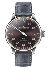 AM907 Nº 03 43mm Swiss Automatic Sinlge Hand Watch