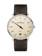 NE903N Neo 36mm Single Hand Automatic Watch with Date