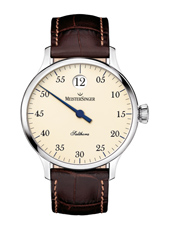 SH903 Salthora 40mm Swiss Automatic 'Jumping Hour' watch