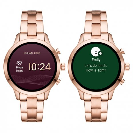 orologio Oro rosa Smart Digital