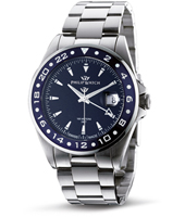 R8253597012 Caribe 42mm Swiss Steel GMT Diver