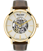 R8221598001 Grand Archive  43mm Swiss Automatic Skeleton Watch