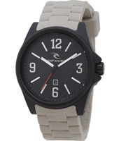 A2888-3122 Covert 42.60mm Black & grey watch with date