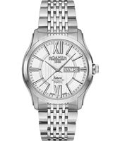 960637-41-13-90 Saturn II 40mm Swiss Automatic Gents Watch with DayDate