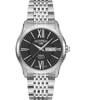 960637-41-53-90 Saturn II 40mm Swiss Automatic Gents Watch with DayDate