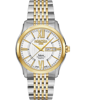 960637-47-13-90 Saturn II 40mm Swiss Automatic Gents Watch with DayDate