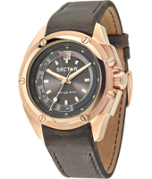 R3251581002 950 Racing 43mm Rose Gold Gents Quartz Watch
