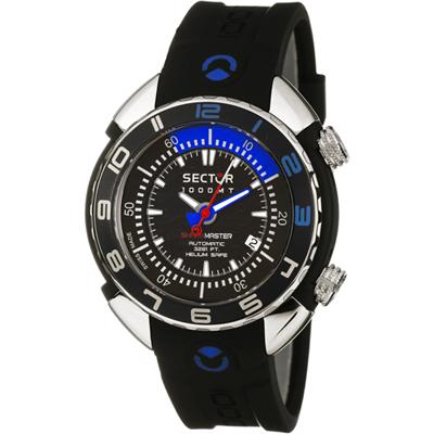 Orologio sector r3251178025 no limits marino shark master - Sector dive master ...