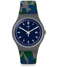 SUOM400 Camougreen 41mm