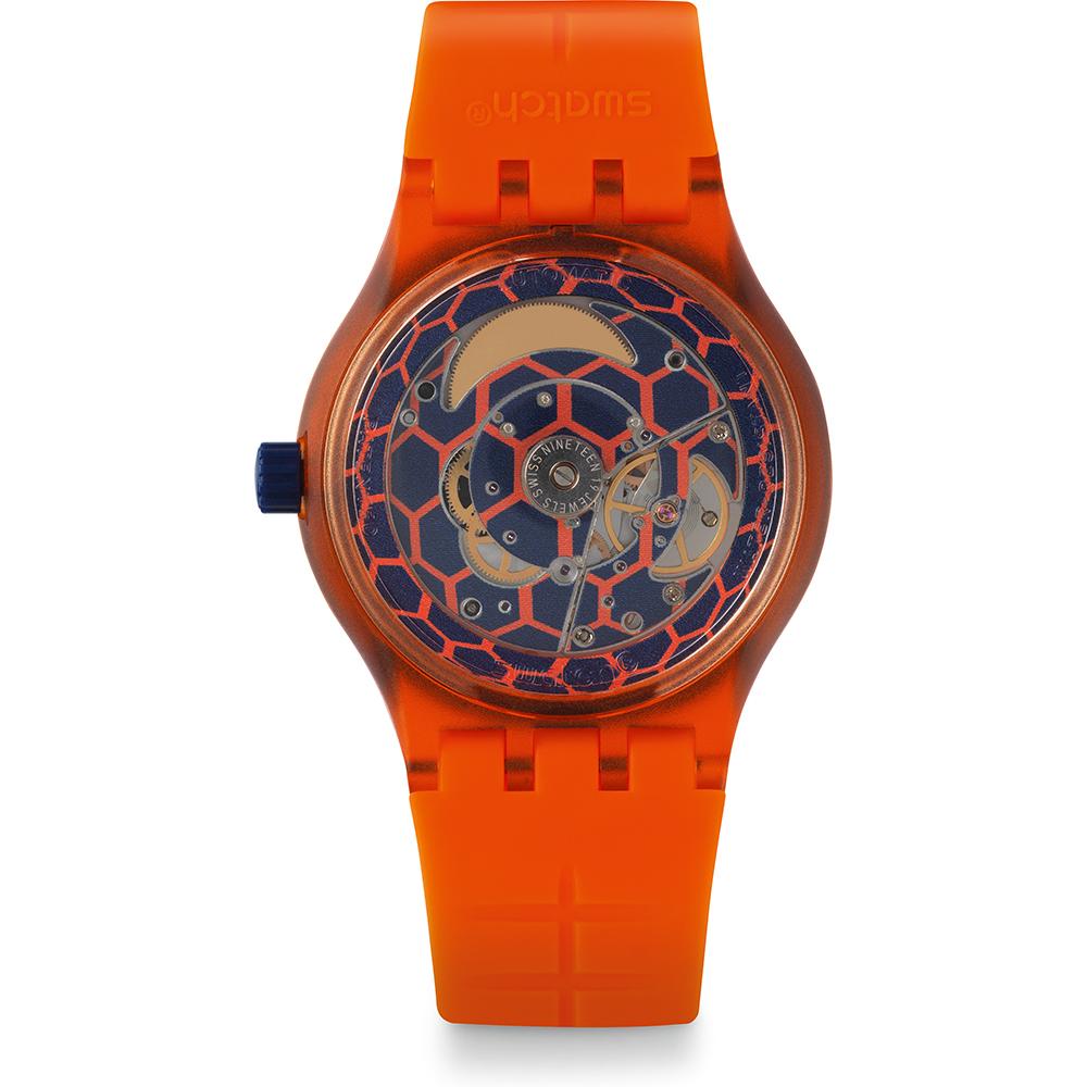 ordinare on-line presa di fabbrica più economico Orologio Swatch Gli Originali SUTO401 Sistem Tangerine • EAN ...