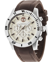 14524JS/07P Alden 46mm Gents Chronograph on Silicone Strap