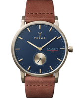 FAST104CL010217 Falken 38mm Minimalist watch with small second