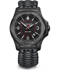 241776 INOX Carbon 43mm
