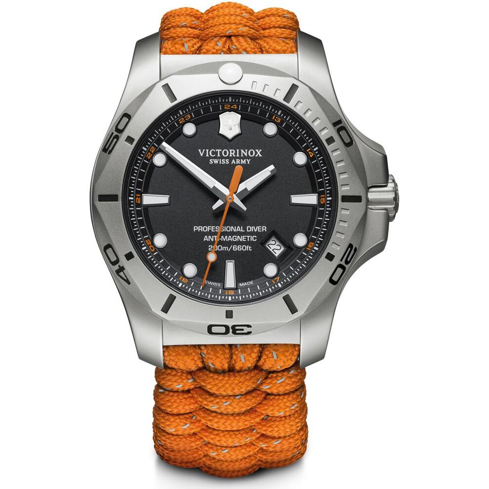 Victorinox i.n.o.x. professional diver orologio subacqueo acciaio inossidabile 241845