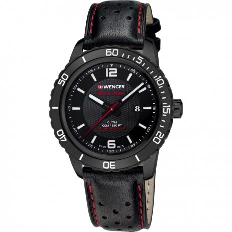Wenger Roadster Black Night orologio